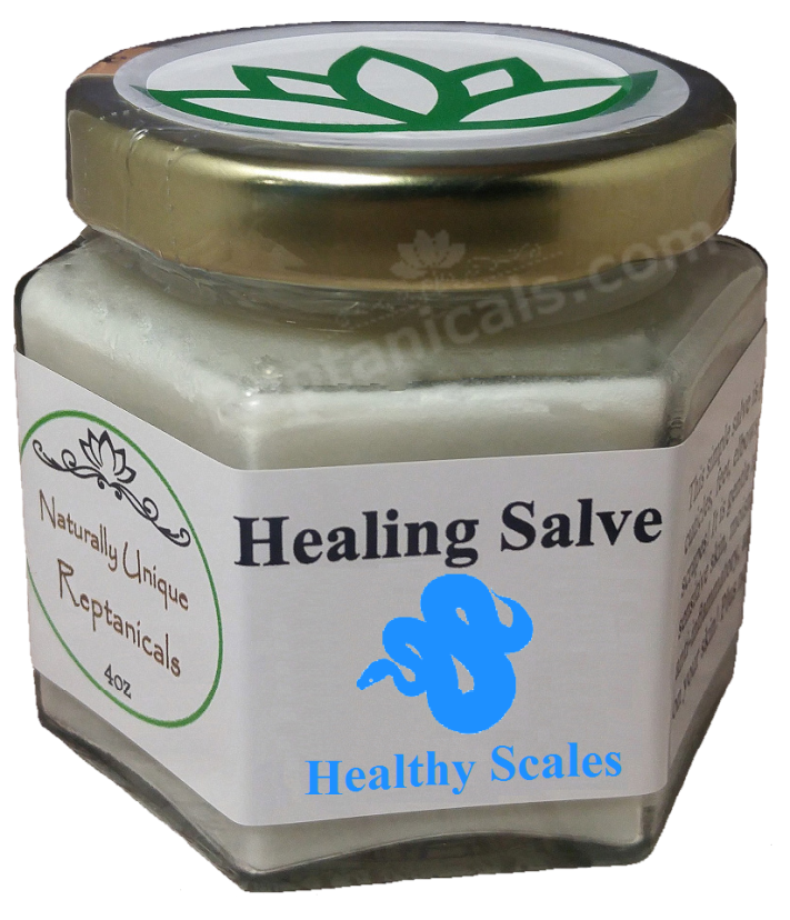 Reptanicals Healthy Scales Snake Moisturizer